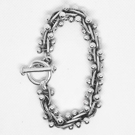 【数量限定】メキシカンジュエリー DNA トグル ブレスレット シルバー925