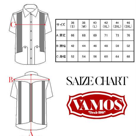 メキシカンシルクキューバシャツ(半袖グアヤベラシャツ) オープンカラー / 開襟 シャツ ホワイト