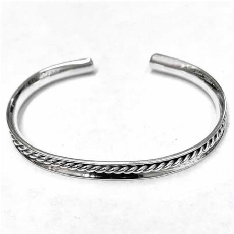 Twisted Wire Bangle / Mexico