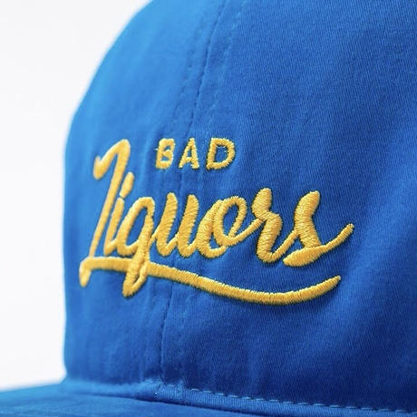 TACOMA FUJI RECORDS, BAD LIQUORS CAP