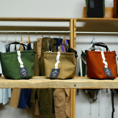 RawLow Mountain Works  Tibitibi Tote