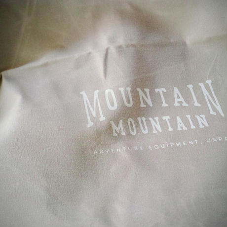 MOUNTAIN MOUNTAIN, BEDWIN TARP 3×4m (Natural White×Brown)