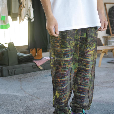 South2 West8,Bush Pant-Mesh Print/S2W8 Camo