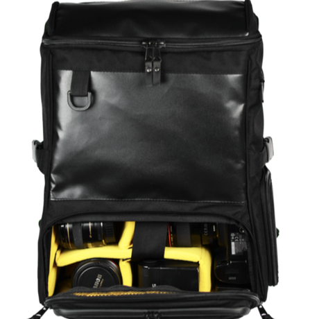 GUD Ultimate DSLR Pack-Laptop Edition 15, Black