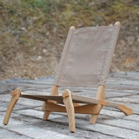 T.S.L CUB   folding low chair