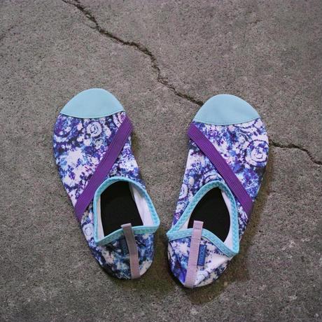 "FITKICKS Womens SkyBlue x Purple ""Cloud Burst"""