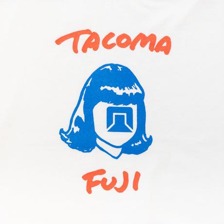 TACOMA FUJI RECORDS, TACOMA FUJI HW LOGO TEE