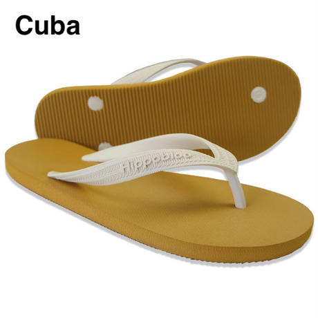 Hippobloo, ビーチサンダル, Cuba, エンボス型
