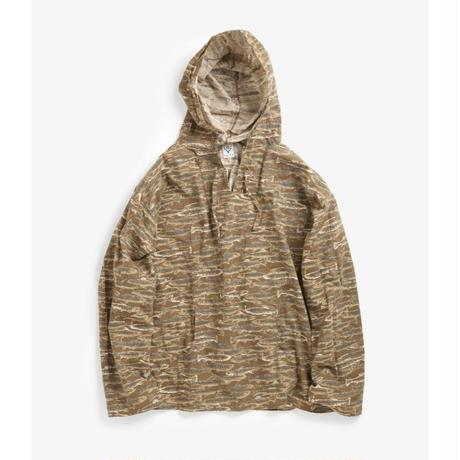 South2 West8, Mexican Parka - Printed Flannel / Camouflage