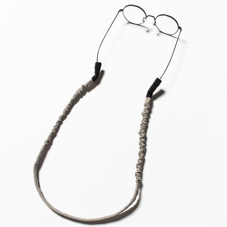 meanswhile,Bungee Leather Glass Cord