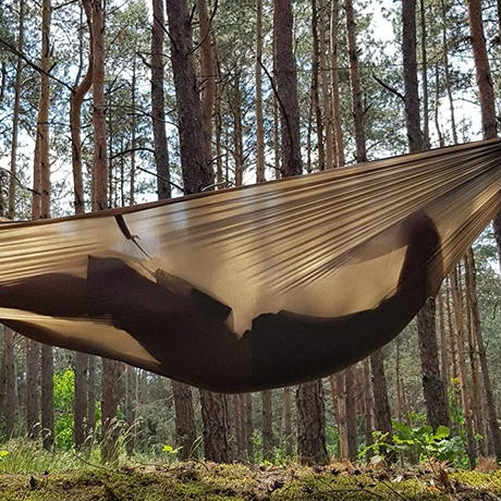BUSHMEN travel gear, Hammock ULTRALIGHT