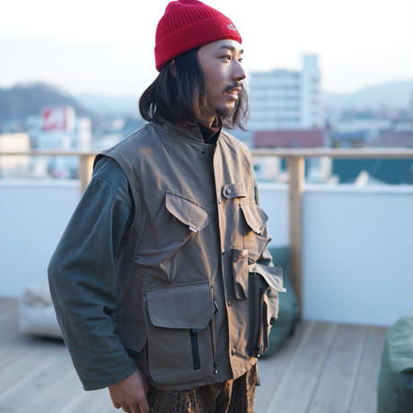 South2 West8,Tenkara Parka - C/N Grosgrain