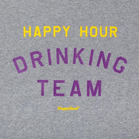 TACOMA FUJI RECORDS, HAPPY HOUR DRINKING TEAM LS shirt