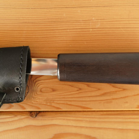 Soul of Siberia, Yakut Knife Black (13 cm blade)