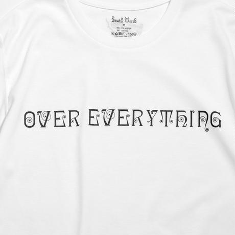 South2 West8,S/S Crew Neck Tee - OVER EVERYTHING