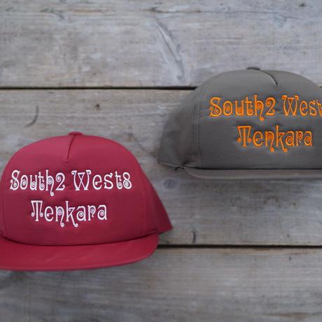 South2 West8,Trucker Cap - S2W8 Tenkara Emb.