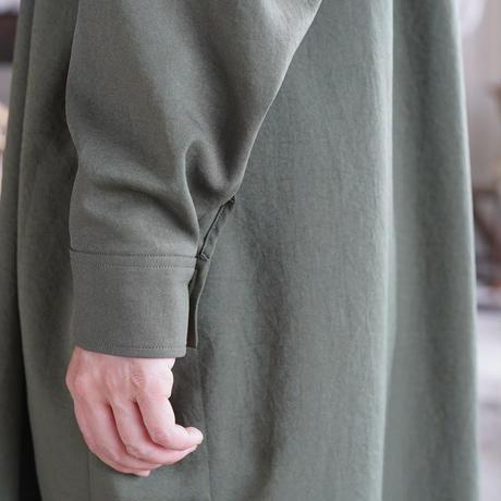 holk, polyester smock