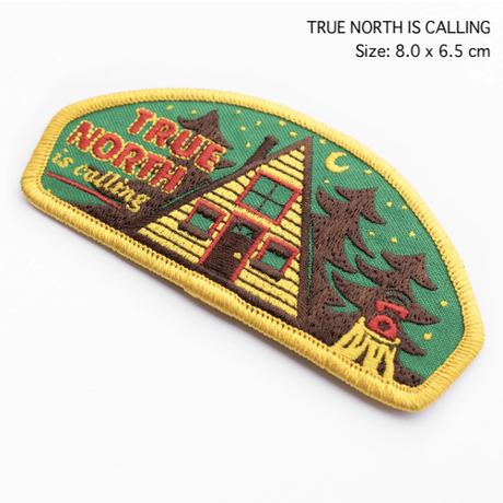 Kimberlin Co. PATCH - The Great Northwest - 7種類