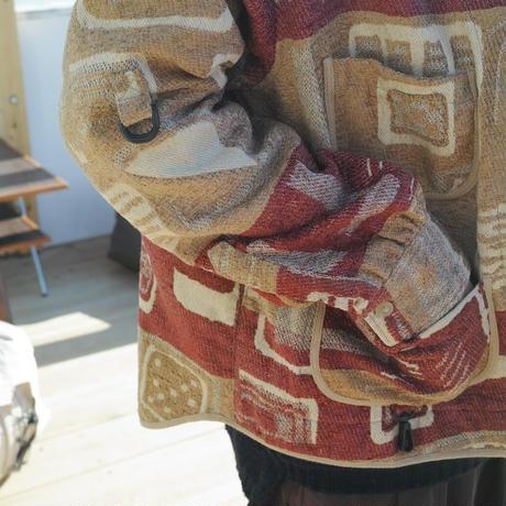 AiE,WRD Jacket/Art Motif Rug Jac.
