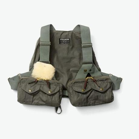 FILSON,Foul Weather Fly Fishing Vest