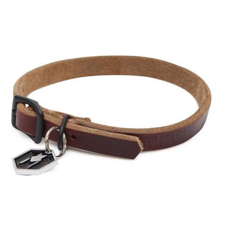 WOLFGANG Horween Collar (XS size)