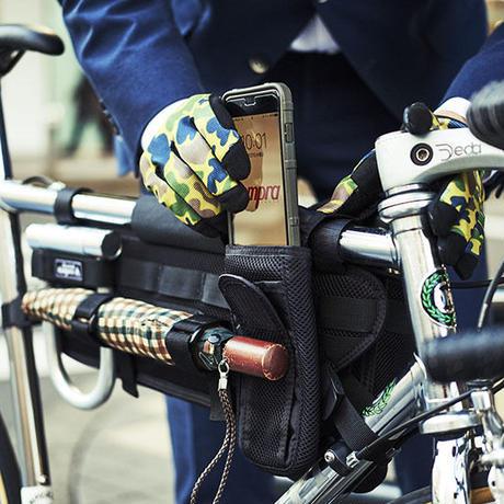 le coq x tempra(gear holic) Smartphone Pouch