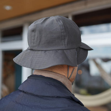 meanswhile, Split 6 Panel Hat