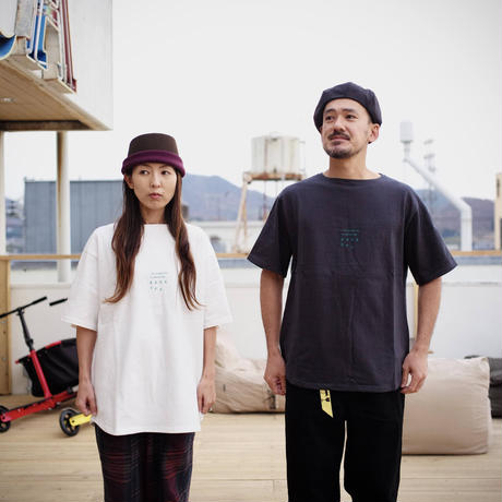 Purveyors x HALFTRACK  PRODUCTS x MINILIFE,  SOCIAL DISTANCE Tシャツ