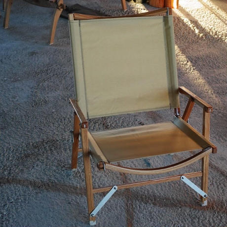 KERMIT CHAIR, Hi-Back BEIGE