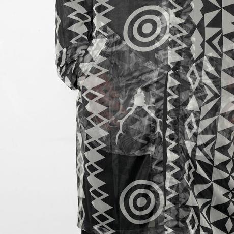 South2 West8, Bush Coat - Poly Lightweight Mesh / Print - Skull&Target-