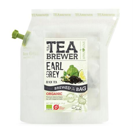 TEA BREWER【Earl Grey Black Tea】