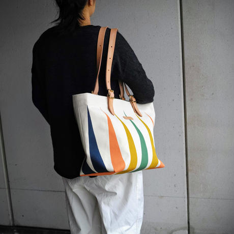 THE SUPERIOR LABOR, geometic tote bag