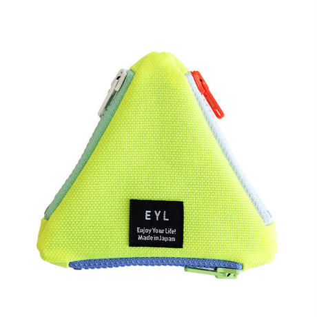 EYL,triangle coin purse