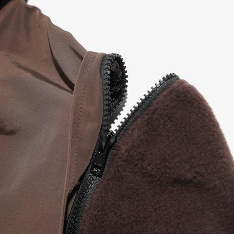 South2 West8,Fleece Sleeve Tenkara Parka - C/N Grosgrain