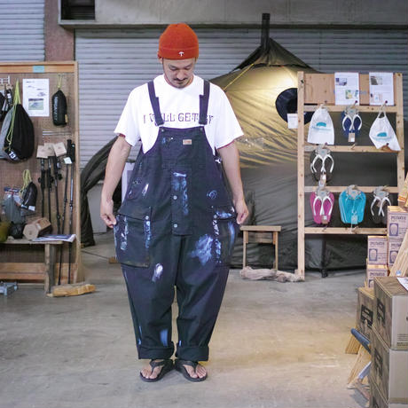 Nigel Cabourn,NAVAL DUNGAREE PAINT