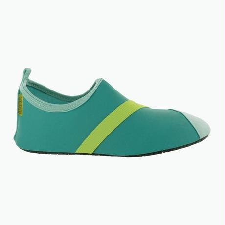 FITKICKS Womens, Green (Teal)