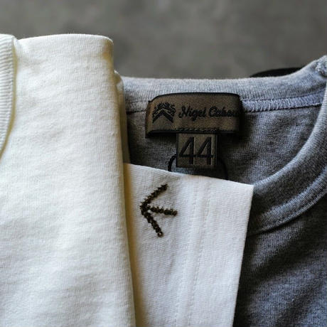 Nigel Cabourn, WIDE T-SHIRTS SOLID