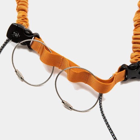 meanswhile, Bungee Leash Neck Strap