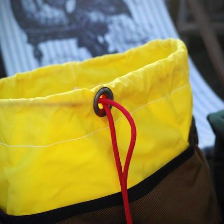Topo Designs, KLETTER SACK Leather