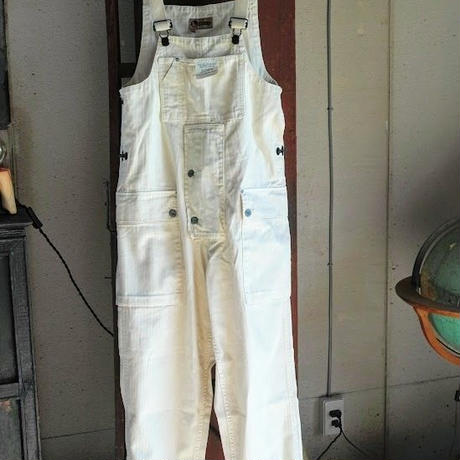 Nigel Cabourn, NAVAL DUNGAREE - COTTON HERRINGBONE