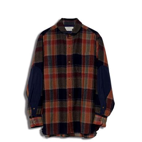 norbit, Wool Check gauze Shirt
