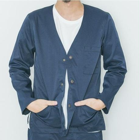 DEEPER'S WEAR FAST PASS ENGINEER JACKET / NAVY /