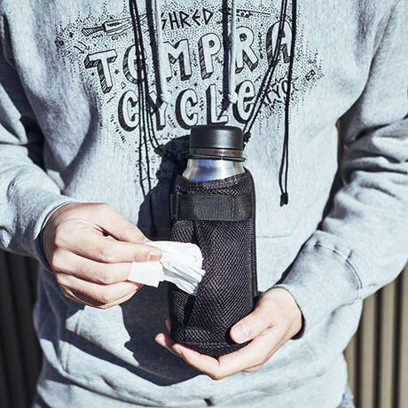 le coq x tempra(gear holic) Bottle Pouch