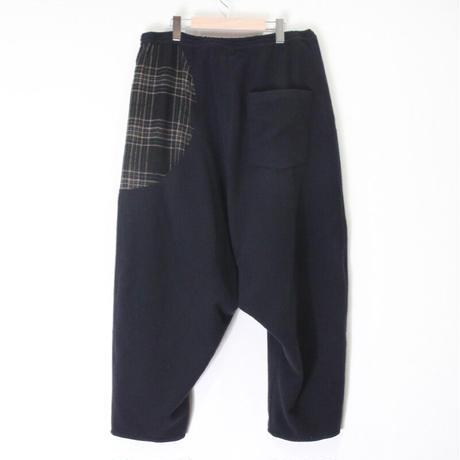 STORAMA, Big hole wool wide pants