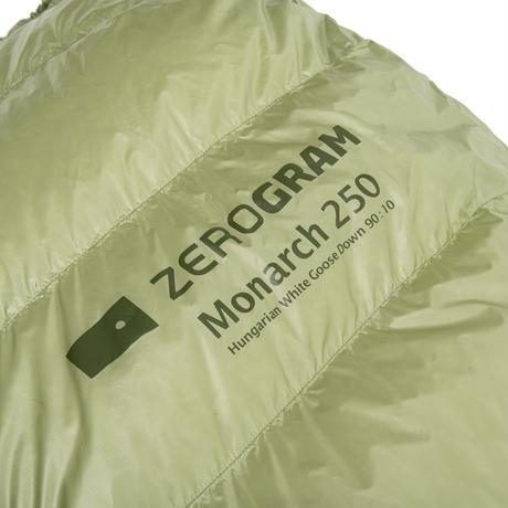 ZEROGRAM,Monarch 250