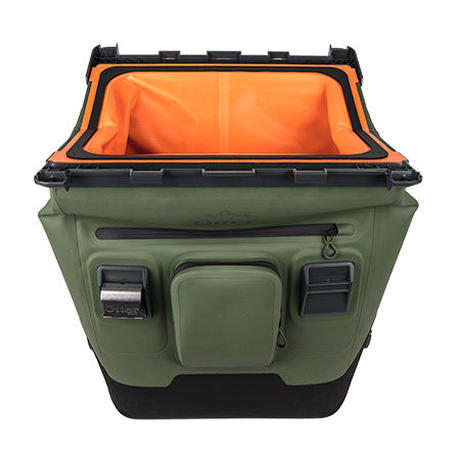 OtterBox Outdoor, TROOPER SOFT  - 30QT / Alpine Ascent (Green/Black/Orange)