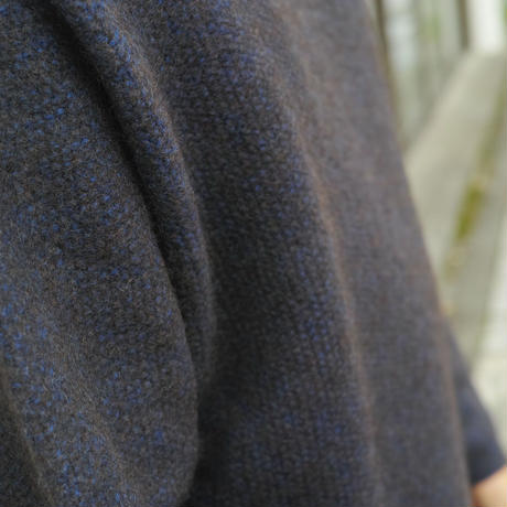 SIDE SLOPE MONGOLIAN 100%YAK Pullover