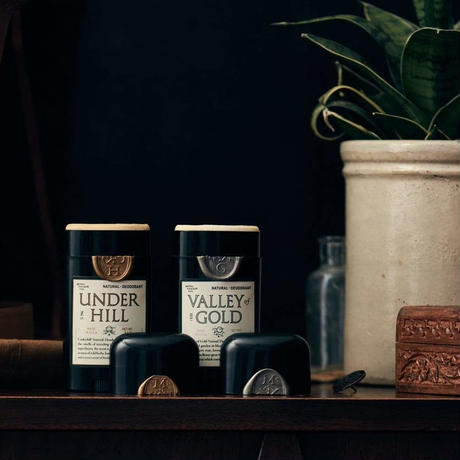 MGCO, Natural Deodorant