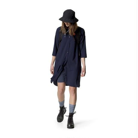 HOUDINI, Ws Route Shirt Dress