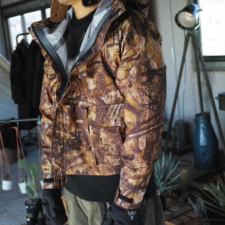 South2 West8, River Trek Jacket - Real Tree / Water Proof